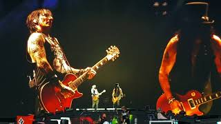 Slash & Richard Fortus - Guns n' Roses - Wish You Were Here / Pink Floyd