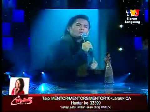 Iqa Mentor 5 - Merisik Khabar (duet bersama Sudirman Hj Arshad)