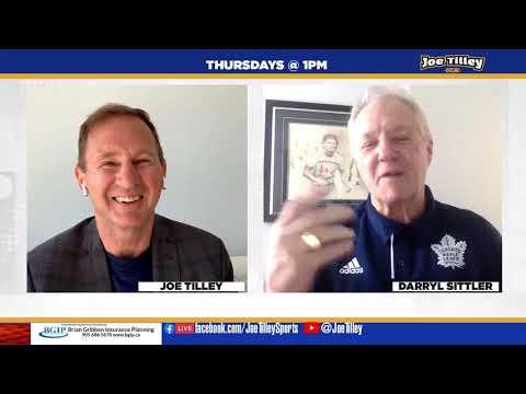Joe Tilley Sports - Episode 19 - Darryl Sittler - Toronto Maple Leaf Legend