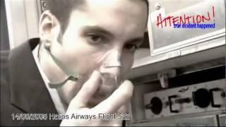 Helios Crash Flight 522 - (MAYDAY)