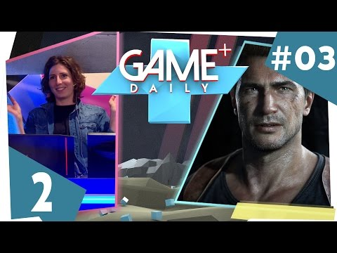 [2/4] Absurde Managerspiele & Uncharted 4 | Game+ Daily mit Nils | 25.05.2016