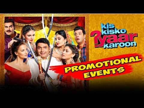Kis Kis ko Pyaar Karu Full Movie ᴴᴰ (2015) | Kapil Sharma, Elli Avram, Arbaaz | Promotional Events