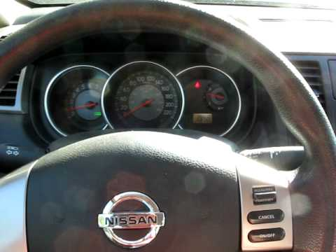 Nissan cruise-control trouble - YouTube on