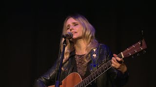 Luan Parle with Clive Barnes at the Courthouse Arts Centre