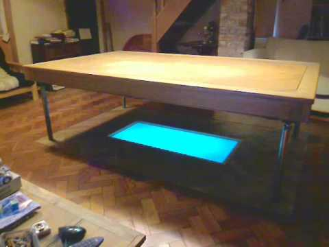 Hidden Pool Table   YouTube
