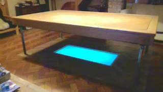 Hidden Pool Table