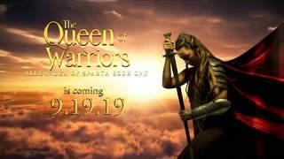 The Queen of Warriors Book Trailer