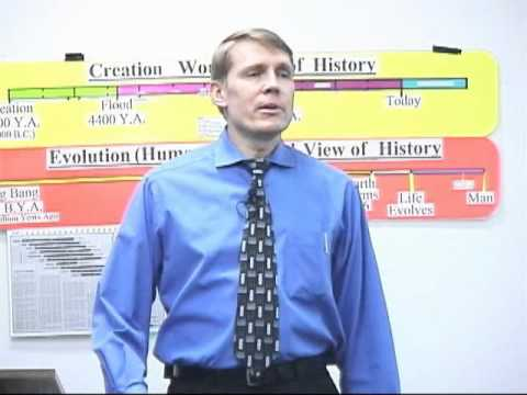 CSE 101-1 - Kent Hovind - College Series - Young Earth Creationism (FULL)