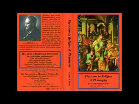 Manly P. Hall - Greek Philosopher - Atomists