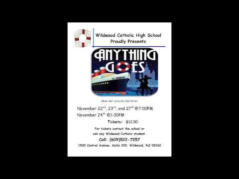 Wildwood Catholic High School Presents!