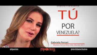 Revista exclusiva | Limpiando a Venezuela - Sé respetuoso