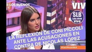 SLB. Coni Piccoli por caso Nicolás López: