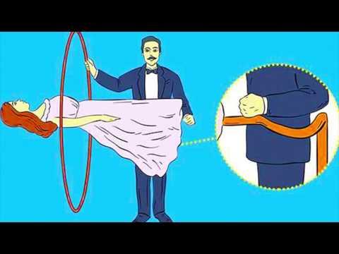 обучение фокусам. разоблачение фокусов динамо