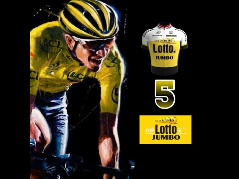 Tour de France 2016 - Lotto NL Jumbo Étape 5