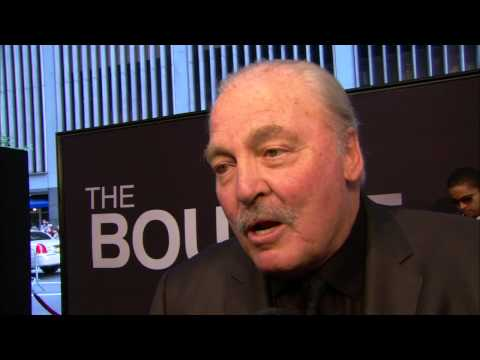 The Bourne Legacy: Stacy Keach Interview at World Premiere in NYC