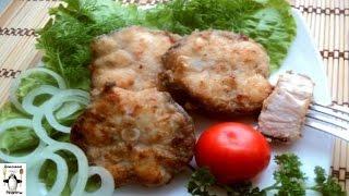 Рыба рецепты с фото простые и вкусные.Катран жареный