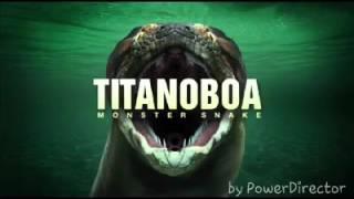 Paleo Profile - Titanoboa Titanoboa: Monster Snake - Titanoboa Vs. T-Rex