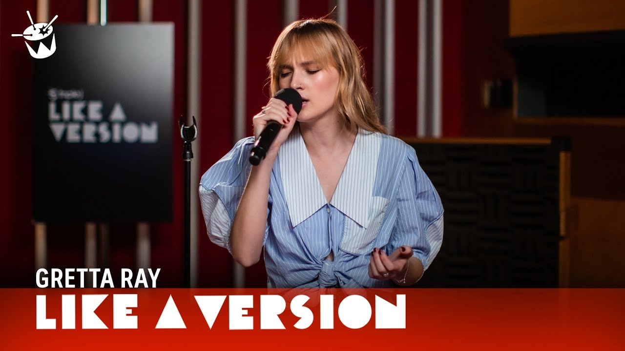 Gretta Ray covers Gang of Youths 'The Deepest Sighs, the Frankest Shadows' for Like A Version