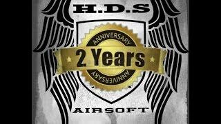 Airsoft - HDS - Trailer 2 Aniversario