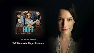 Paget Brewster   SHOWTIME's Huff Podcast
