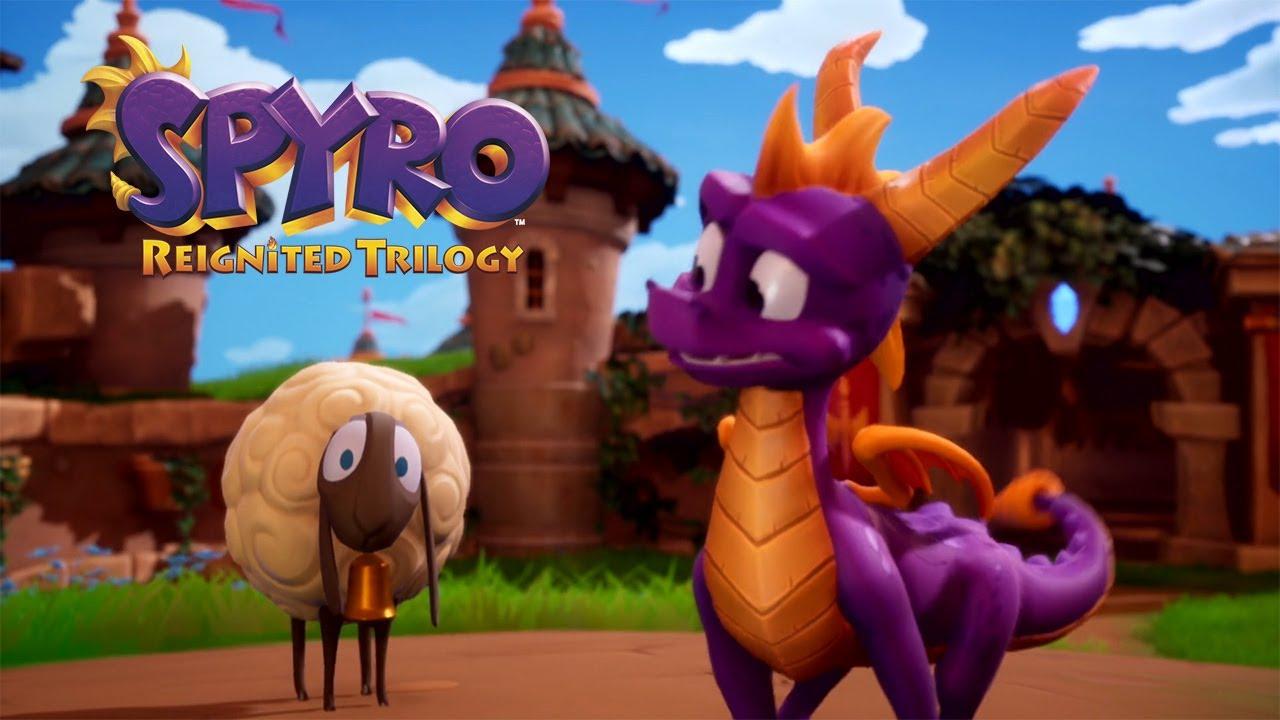 Spyro Reignited Trilogy PC Performance Analysis