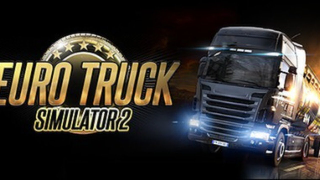Euro Truck Simulator 2.