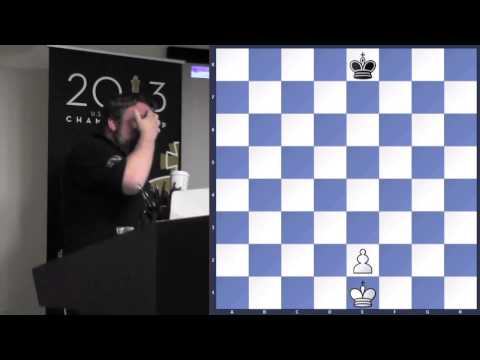 King and Pawn Endgames - GM Ben Finegold