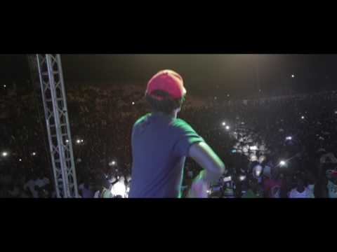 kiff no beat concert stade Mahamath Ouya (Tchad)