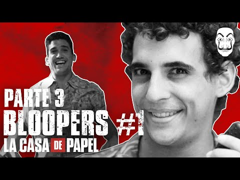 La Casa De Papel | Tomas Falsas #1 | Netflix