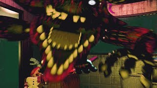 HAUNTED BY PHANTOM FOXY!!  | Five Nights At Freddy's 3 Jumpscares (FNAF 3 Part 2)