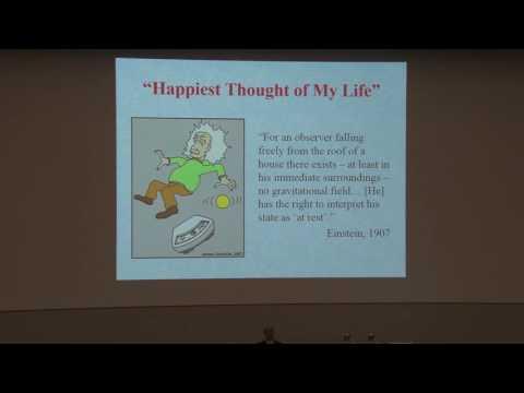 2016 Physics Lecture - Professor Andrew Melatos