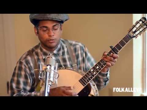 "Folk Alley Sessions: Dom Flemons - ""But They Got It Fixed Right On"""