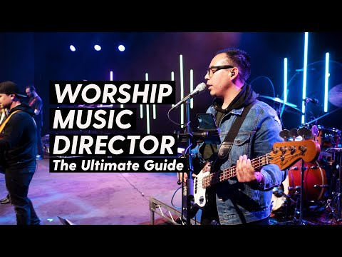 What Does A Music Director Do? | A Guide For Worship Ministry