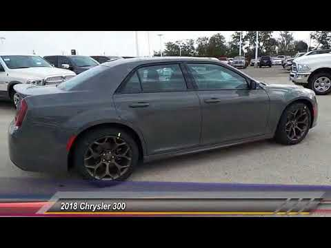 All American Dodge Odessa >> 2018 Chrysler 300 Odessa TX JH177191 - YouTube