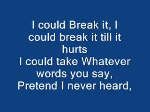The Hoosiers - Choices (With Lyrics)