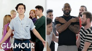 Riverdale's Cast, Queer Eye's Cast and More Celebs Do Trust Falls | Glamour