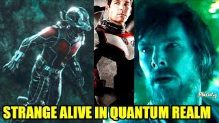 Avengers: Endgame Massive Quantum Realm Spoilers Revealed | 2019