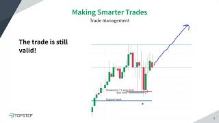 "Back To Markets ""Trade Management"""