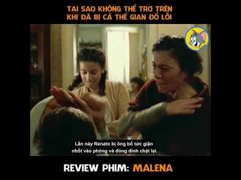 Xem phim Malena: Người tình vĩnh cửu - REVIEW PHIM MALENA TÌNH YÊU ĐẦU ĐỜI