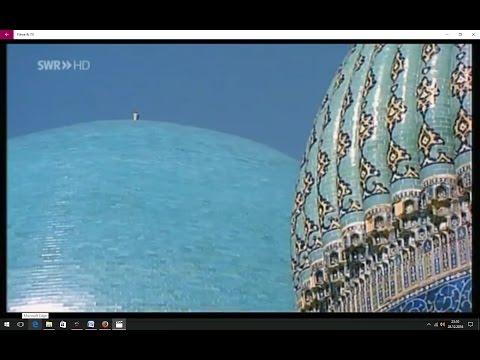 The Mausoleum of Khoja Ahmed Yassawi, a Sufi saint, in Turkestan, Kazakhstan. With English subtitles
