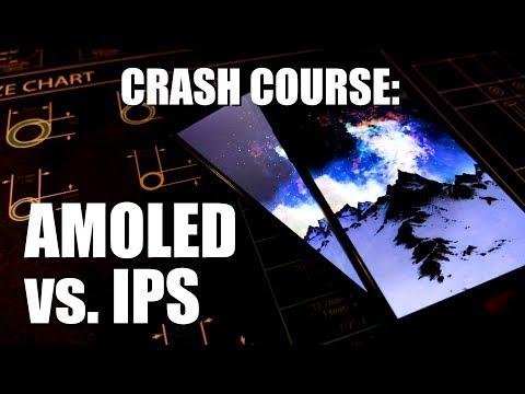 An In-Depth Analysis: AMOLED vs. IPS