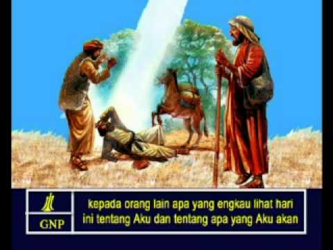 Acts 26 Indonesia Picture Bible