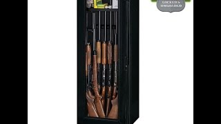 Stack On 14 Gun Cabinet/safe Review