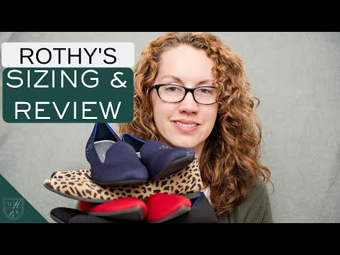 Rothy's Sizing and Review | One Year
