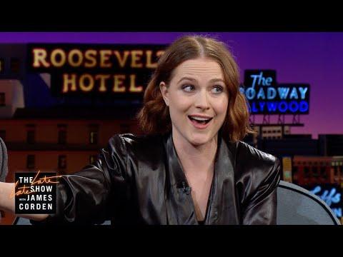 Evan Rachel Wood Is Ready to Rain Teens Again