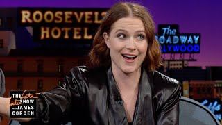 Evan Rachel Wood Is Ready to Rain Teens Again