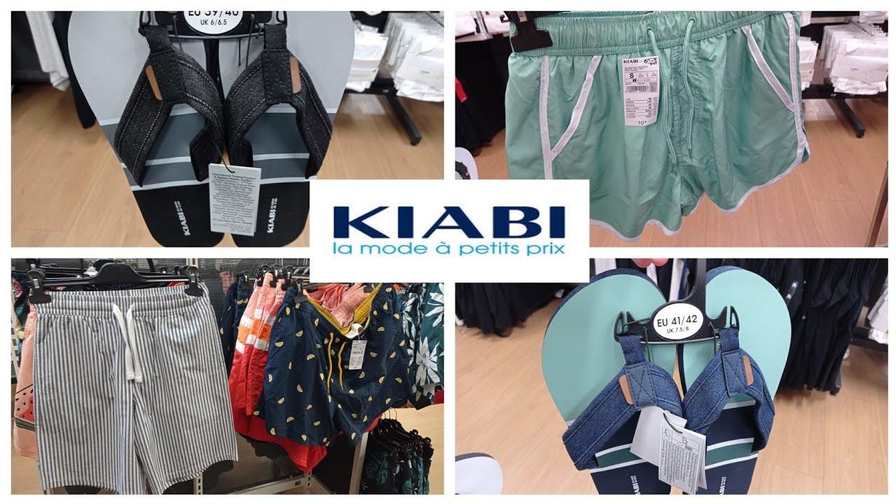 Download KIABI ARRIVAGES Homme maillot de bain et sandales de plage