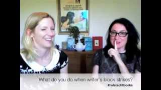 Twisted Lit Q&A #2: On Writer's Block