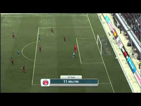 How to score penalty in fifa 12 ps3 patch