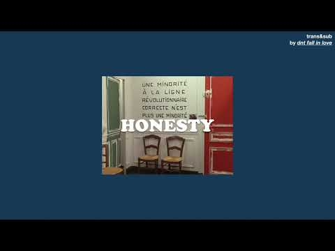 [THAISUB] Honesty - Pink Sweat$ แปลเพลง